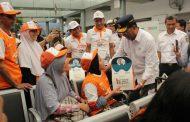 Gelar Mudik Bareng, BNI dapat Dukungan Anak Perusahaan