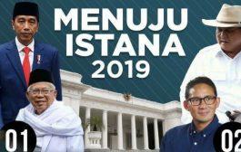 KPU: Jokowi-Ma'ruf Pemenang Pilpres 2019