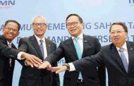 Bank Mandiri Bagi Dividen Rp 11,2 Triliun