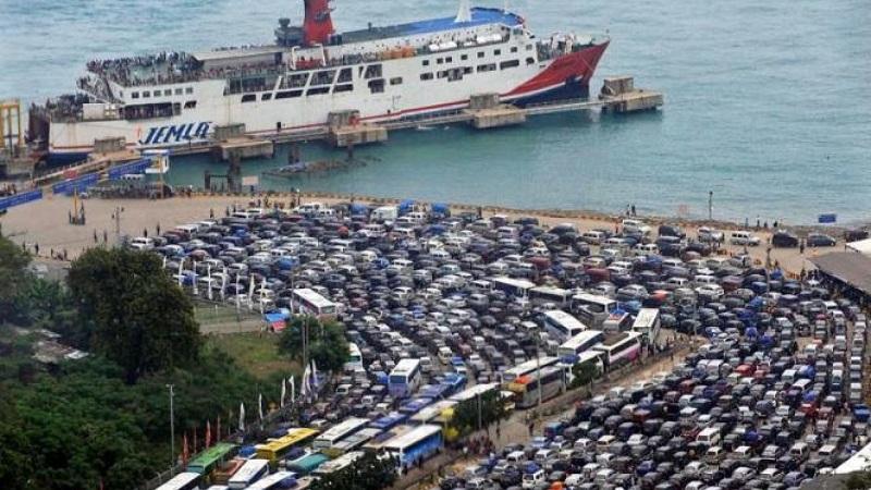 64 Kapal Disiap di Pelabuhan Bakauheni-Merak Hadapi Mudik Lebaran