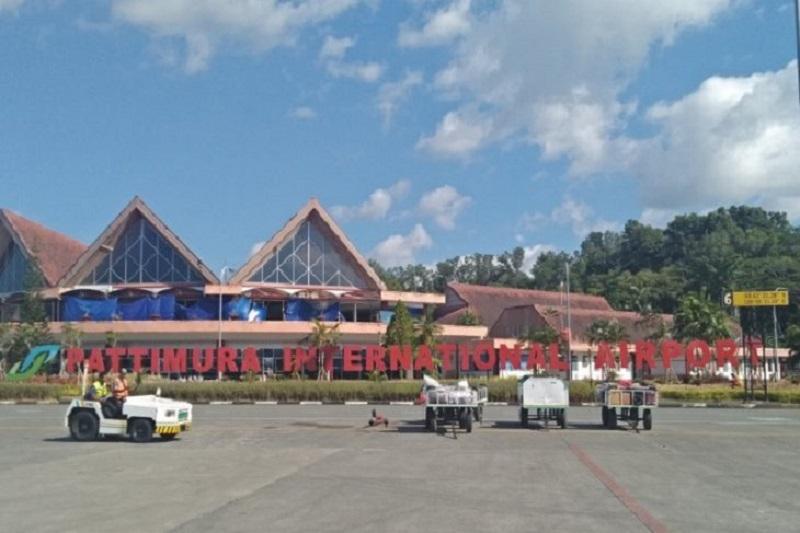 H-4 Lebaran, Penumpang di Bandara Pattimura Turun 34 Persen