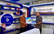 FIFGROUP Jaring Generasi Berkualitas di Yogyakarta Lewat Reading Corner