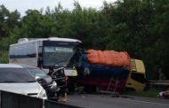Kecelakaan Beruntun di Tol Cipali 12 Tewas