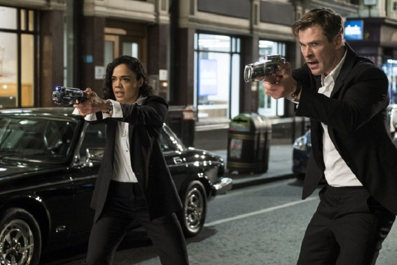 """Men In Black: International"" Tayang Mulai Hari Ini"