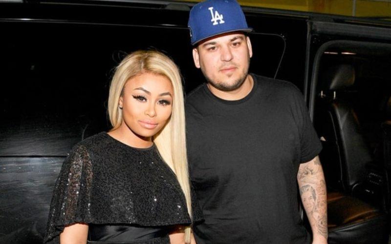Rob Kardashian dan Blac Chyna Dituntut Rp 28 M karena Cyberbullying