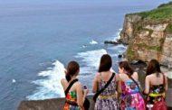 Kunjungan Wisman ke Bali Turun 7,83 Persen