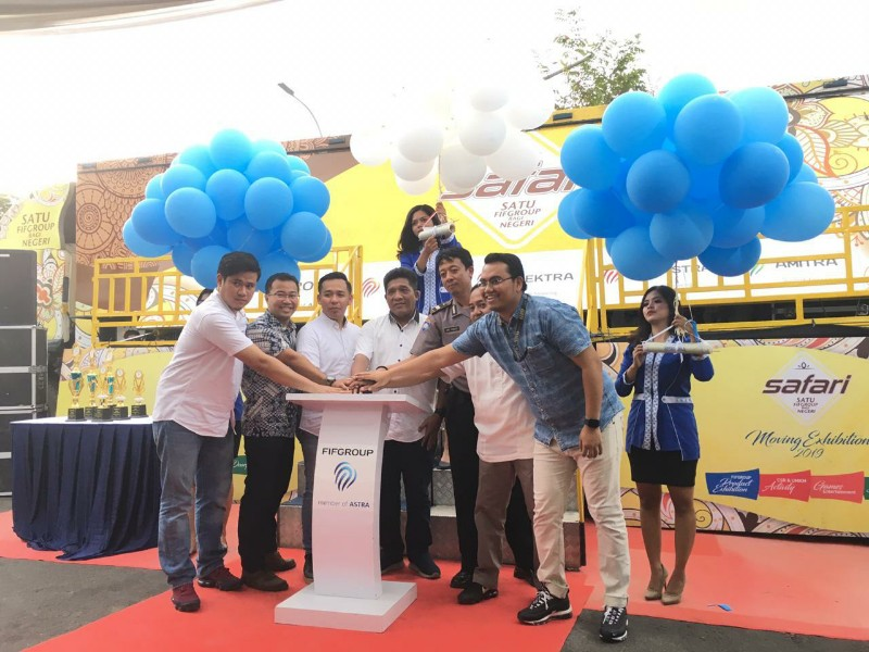 Mau Dapat Hadiah Spesial, Ayo Kunjungi SAFARI FIFGROUP Cirebon