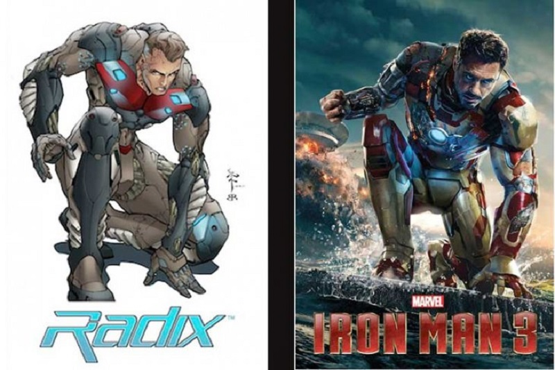 """Iron Man 3"" Dituduh Jiplak Komik Lain, Marvel Digugat"