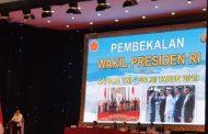 Wapres Beri Pembekalan Capraja TNI-Polri Tahun 2019