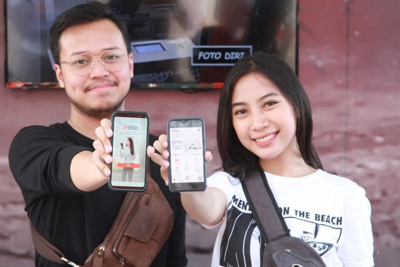 Soundfest 2019, BNI Perkenalkan Layanan Bank Digital Terbaru