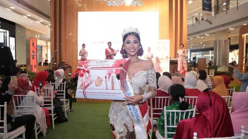 Sambut 17 Agustus, Mustika Ratu Luncurkan Makeup Paket Merdeka