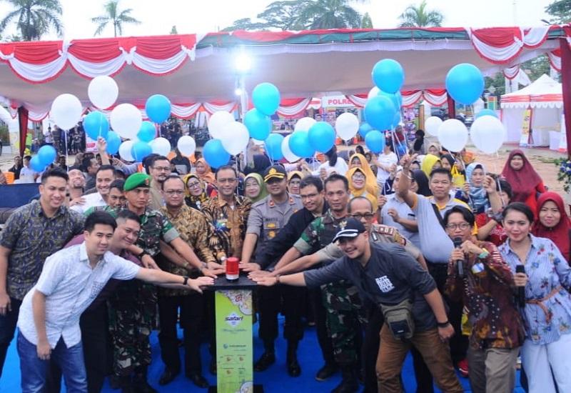 SAFARI FIFGROUP Digelar di Kota Singkawang