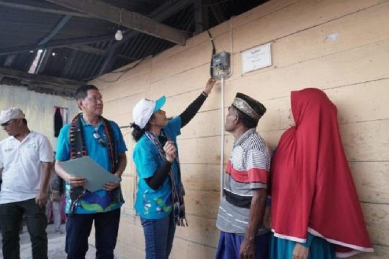 16.503 Rumah di NTT Terima Bantuan Sambungkan Listrik Gratis