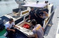 Antisipasi Konflik Nelayan, Satpolair Patroli di Perairan Natuna