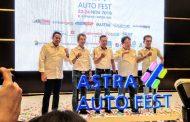 Astra Auto Fest 2019 Targetkan Penjualan 1.505 Unit Kendaraan