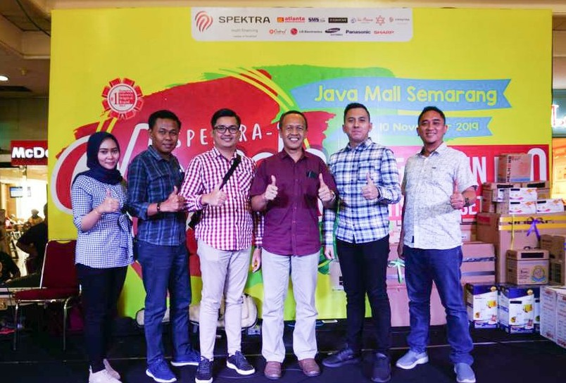 Modal KTP, Warga Semarang Bisa Miliki Perabot di Spektra Meriah