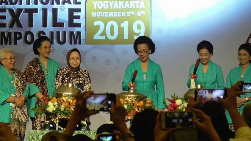 Di Yogyakarta, Pakar dan Pemerhati Kain Tekstil Tradisional ASEAN Kumpul Bareng