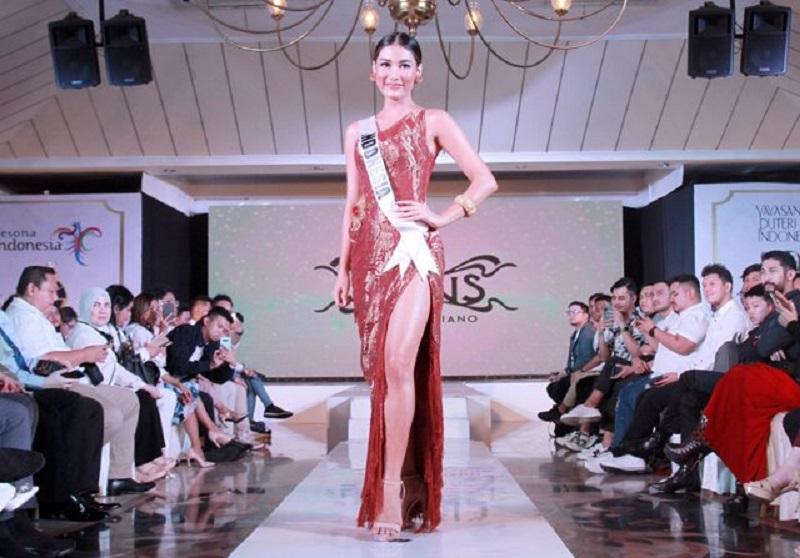 Indonesia Masuk 10 Besar Miss Universe 2019