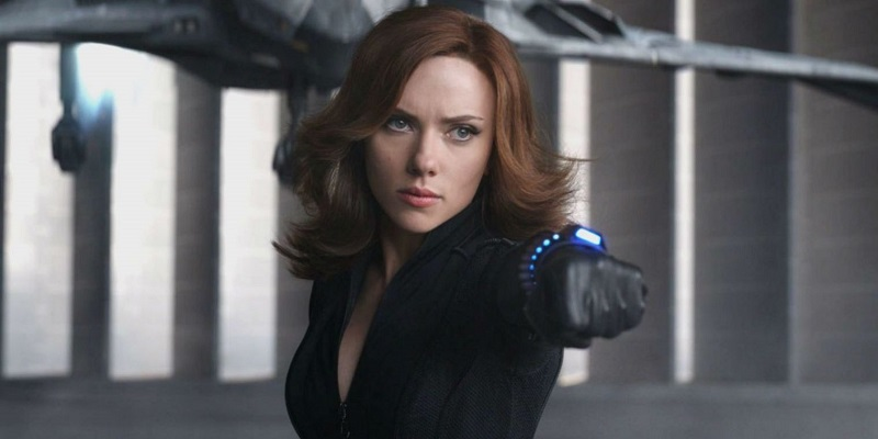 Ini Dia Teaser Trailer Film Solo Black Widow