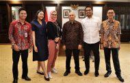 Bahas Pengembangan Produk UMKM, Menkop Bertemu Stafsus Presiden