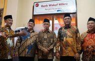 Bank Wakaf Mikro Ketujuh Grup Astra Kembali Diresmikan OJK