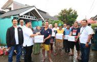 Peduli Banjir, FIFGROUP Terjun ke Lokasi Beri Bantuan Kemanusiaan