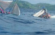 Ikut Kunjungan Jokowi, Kapal Wartawan Terbalik di Labuhan Bajo