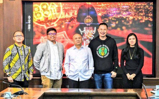 Head In The Clouds Jadi Ajang Promosi Brand Indonesia Mendunia