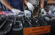 Polisi Ungkap Peredaran Narkoba dari Lapas Gunung Sindur