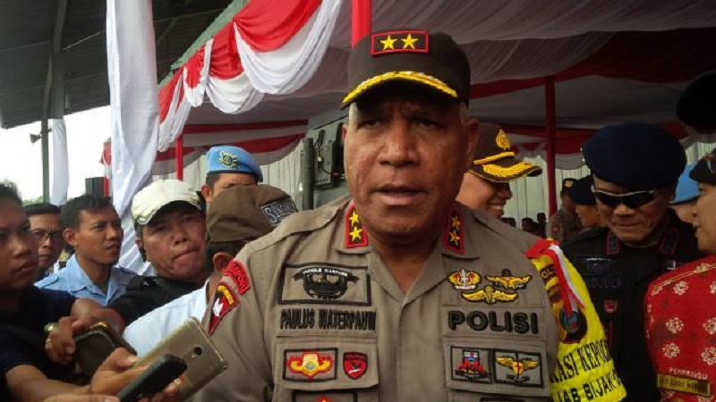 Kapolda Papua: Tidak Ada Ampun bagi Anggota Terlibat Penjualan Amunisi