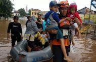 Banjir Jakarta, BAZNAS Evakuasi Korban