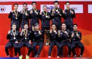 Tim Putra Indonesia Juara BATC