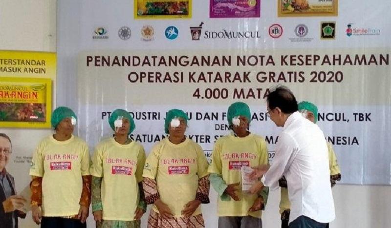Irwan Hidayat: Kami Tak akan Berhenti Operasi Katarak Gratis bagi Warga Tak Mampu