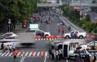 Polda Metro Jaya: Tak Ada Penutupan Jalan