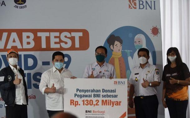 Demi Tangkal Virus, BNI Hi-Movers Sisihkan THR Rp 130,2 M