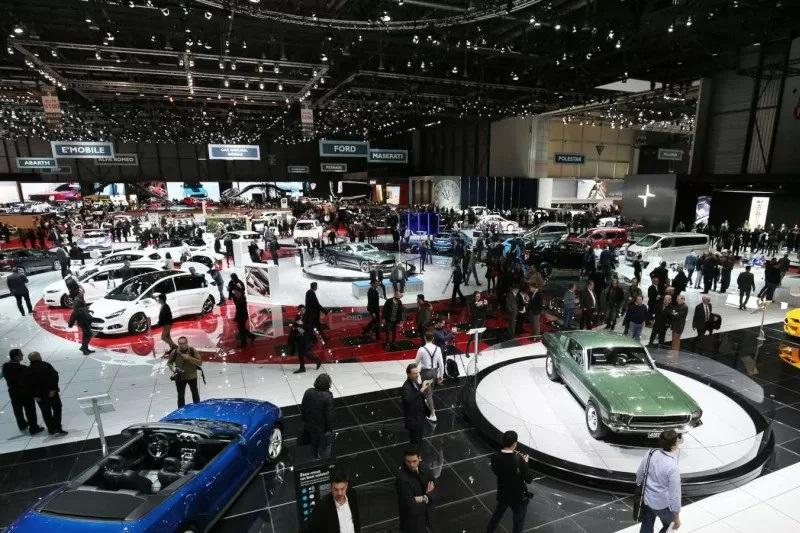 Absen Tahun Ini, Geneva International Motor Show Digelar Tahun 2022