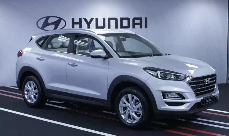 Penjualan Hyundai Turun hingga 39 Persen