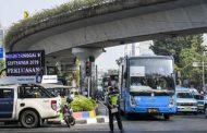 Daftar 25 Ruas Jalan di DKI yang Ganjil Genap Mulai Senin