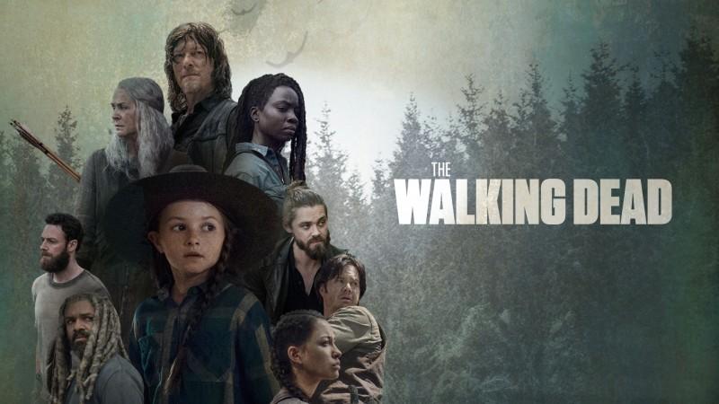 The Walking Dead Tunda Musim 11 Hingga 2021