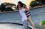 Suami Masih di Bangkok, Ini Kata Aura Kasih