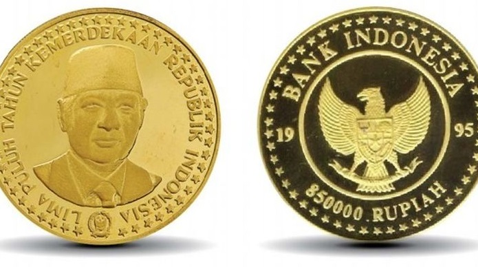 Ini Uang Khusus Kemerdekaan Pecahan Rp 850.000
