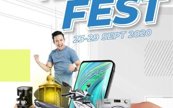 Mau Belanja Online Produk Terbaru, Ikuti FIFGROUP FEST dari Smartphone Anda