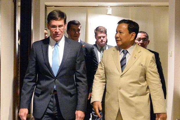 Tandatangani MoU, Prabowo Siap Cari Tentara AS yang Hilang di Indonesia saat PD II