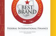 FIFGROUP Raih Indonesian Best Brand Award 2020