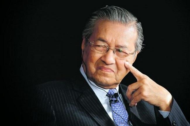 Mahathir Masuk Daftar 20 Ekstremis Paling Berbahaya, Ini Alasannya