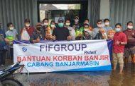 1.876 Jiwa Terima Bantuan CSR FIFGROUP
