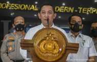 Rabu Besok, Jokowi Lantik Komjen Listyo Sigit jadi Kapolri