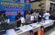 6 Kg Sabu Malaysia Gagal Lewati Bandara Juanda