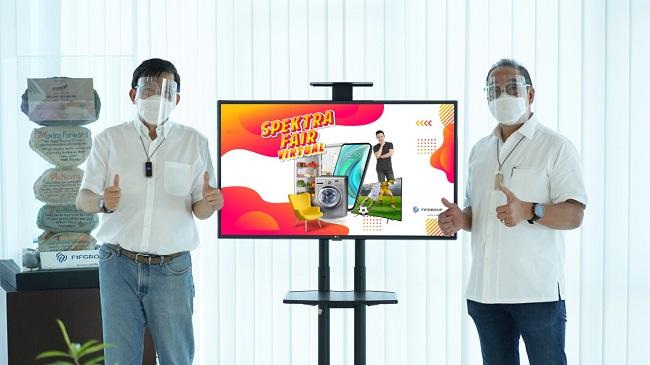 Permudah Konsumen, SPEKTRA Fair Virtual Hadir di 7 Kota Besar