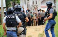 Jaringan Teroris Aceh Merakit Bom untuk Kegiatan Amaliyah